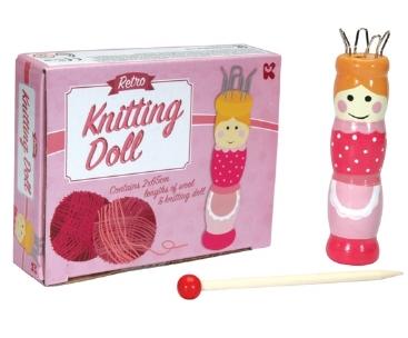 French Knitting Doll Kit
