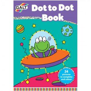 Galt Dot to Dot Activity Book