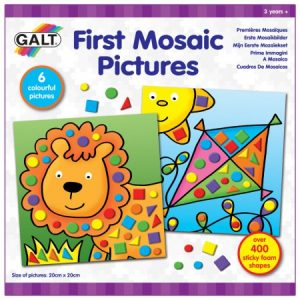 Galt First Mosaic Stickers Activity for young children