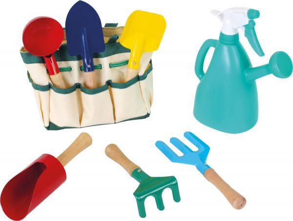 Children's Gardening Bag with Tools