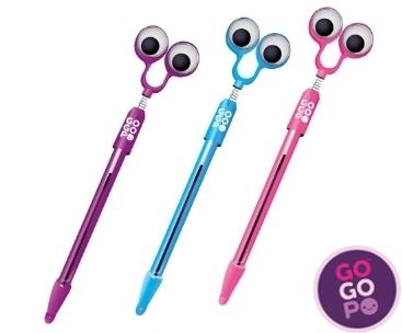 GoGoPo Googly Eye Pen – Sold Individually