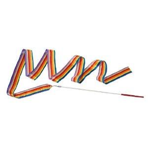 Gymnastics dance ribbon wand