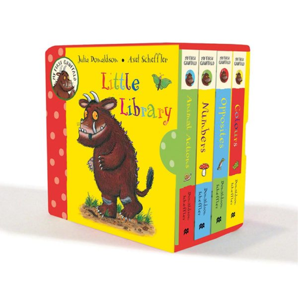 The Gruffalo Little Library Books for Toddlers