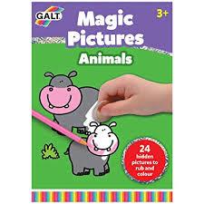 Galt – Magic Picture Pad – Animals