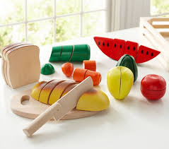 Wooden Cutting Food from Melissa and Doug Toys