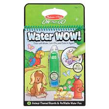 Melissa and Doug On the Go Water Wow! Animals