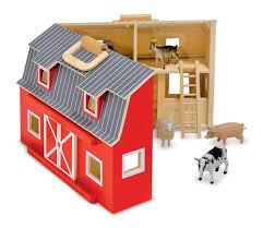 Fold and Go Barn Farm Toy from Melissa and Doug