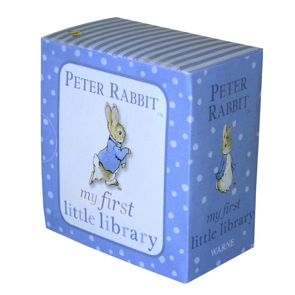 Peter Rabbit My First Little Library Books for Toddlers
