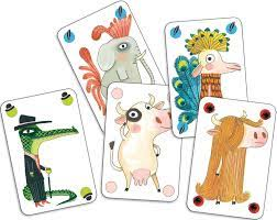 Djeco Pipolo Bluffing Card Game
