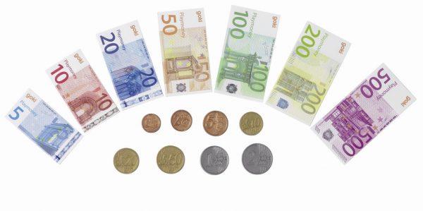 Play money euros