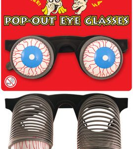 Pop-Out-Eyes Glasses