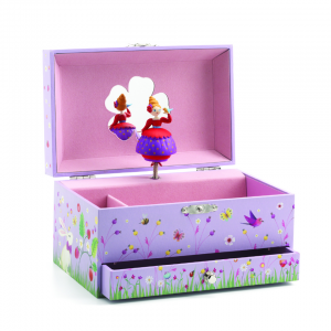 Princess Musical Box for children, Jewellery Box by Djeco