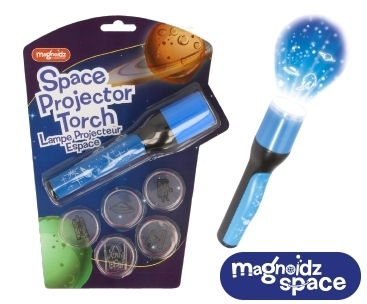 Space Projector Torch