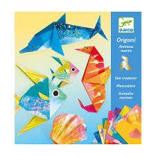 Sea Creature Origami