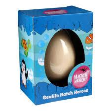 Sealife Hatching Egg