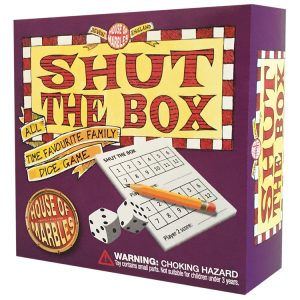 Shut the Box Maths Game