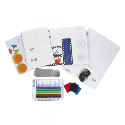 The Science of Colours and Light, Science Kit