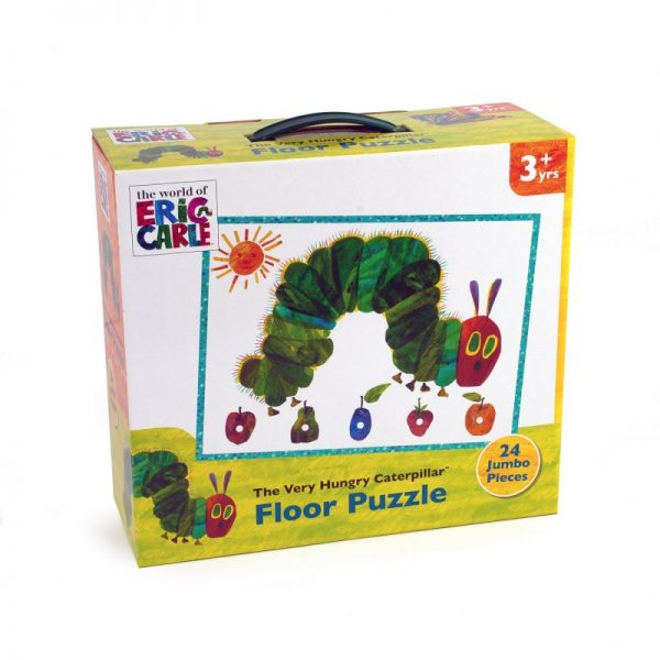 The Very Hungry Caterpillar - 24 Piece Floor Puzzle