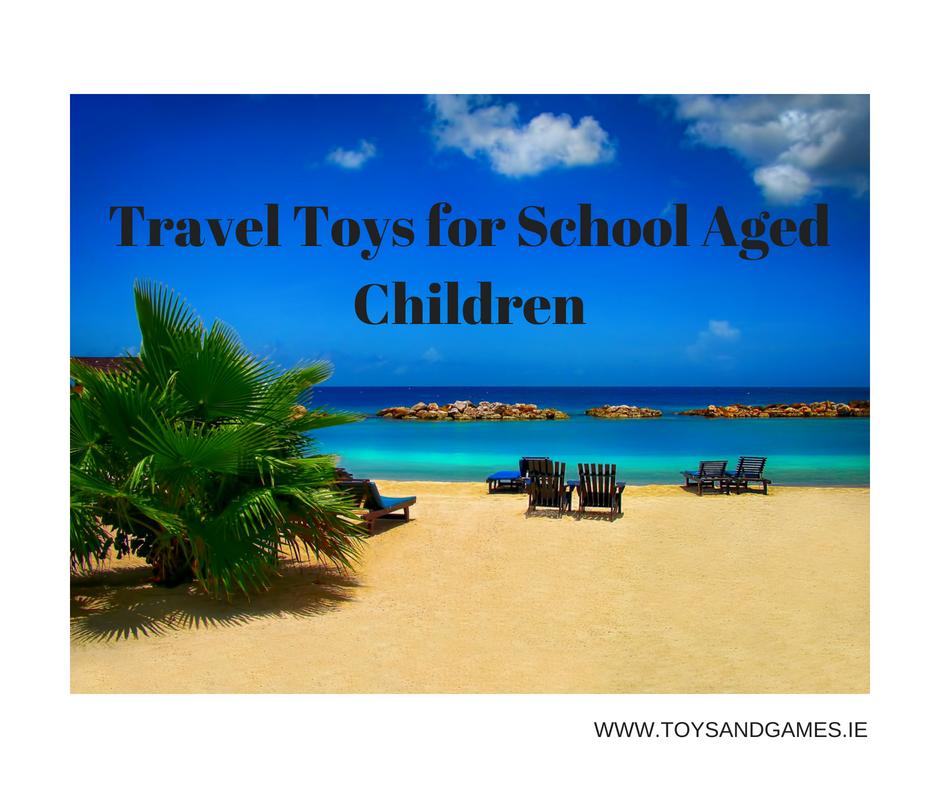 Travel Toys For School Aged Children