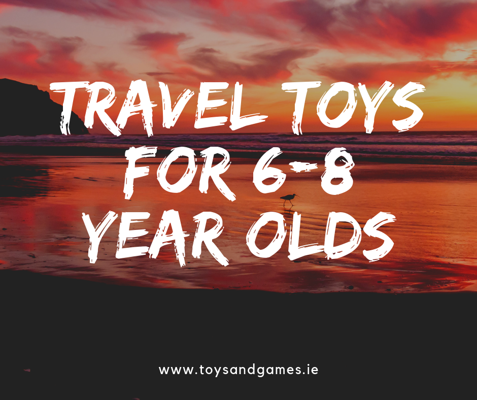 Travel Toys for 6-8 Year Olds