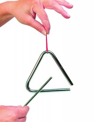 Goki – Children's Musical Instrument – Triangle