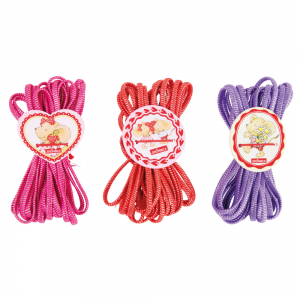 French skipping rope, cats cradle, elastics