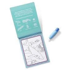 Melissa and Doug On the Go Water Wow! Under the Sea