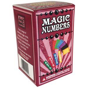 Magic Numbers Magic Trick
