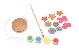 Decorate your own Wooden Yoyo