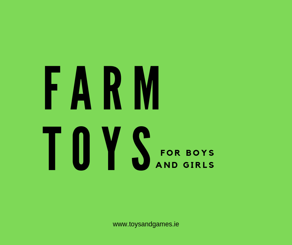 Farm Toys for Boys and Girls