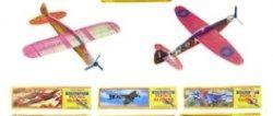 Flying gliders retro pocket money toys