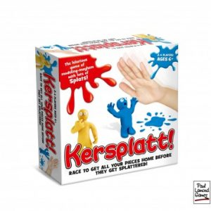 Kersplatt! Board Game