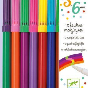 Magic Markers felt tip colouring pens
