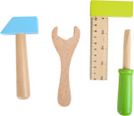 Play Tool Belt with Wooden Tools from Small Foot Design Toys