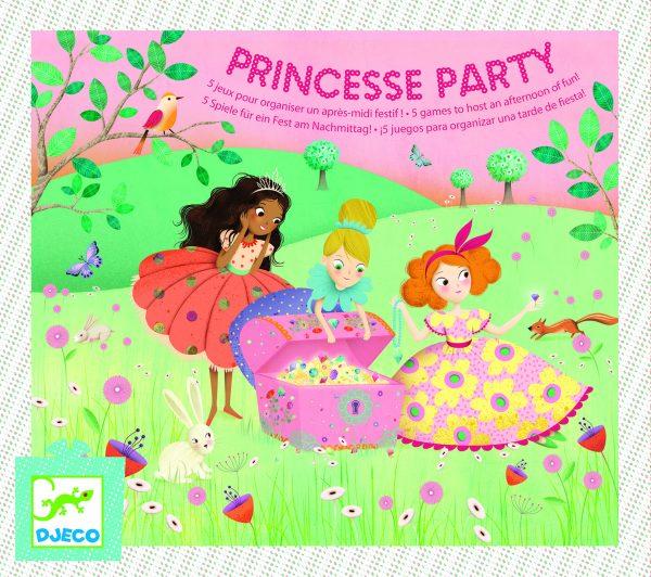Djeco Princess Party Pack