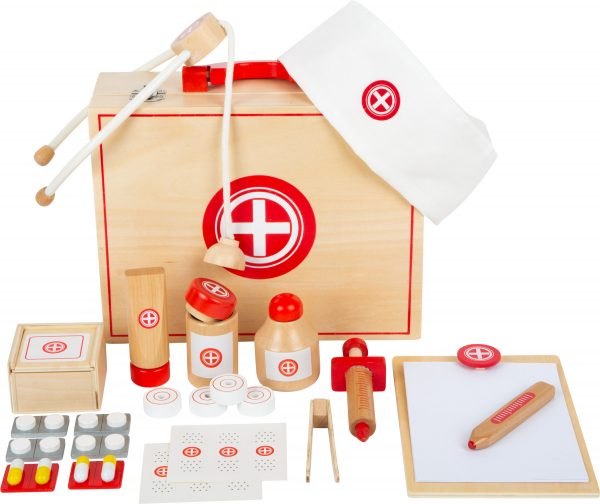 Wooden Doctors Set from Small Foot Design Toys