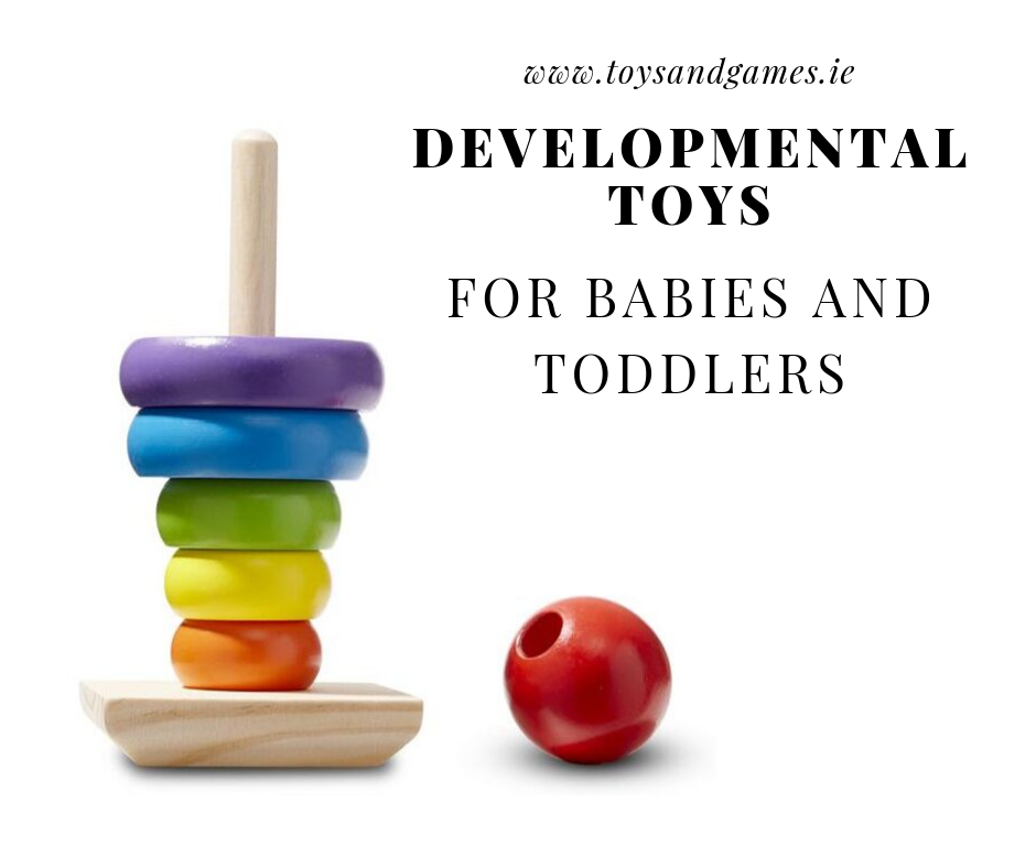 Developmental Toys for Babies and Toddlers