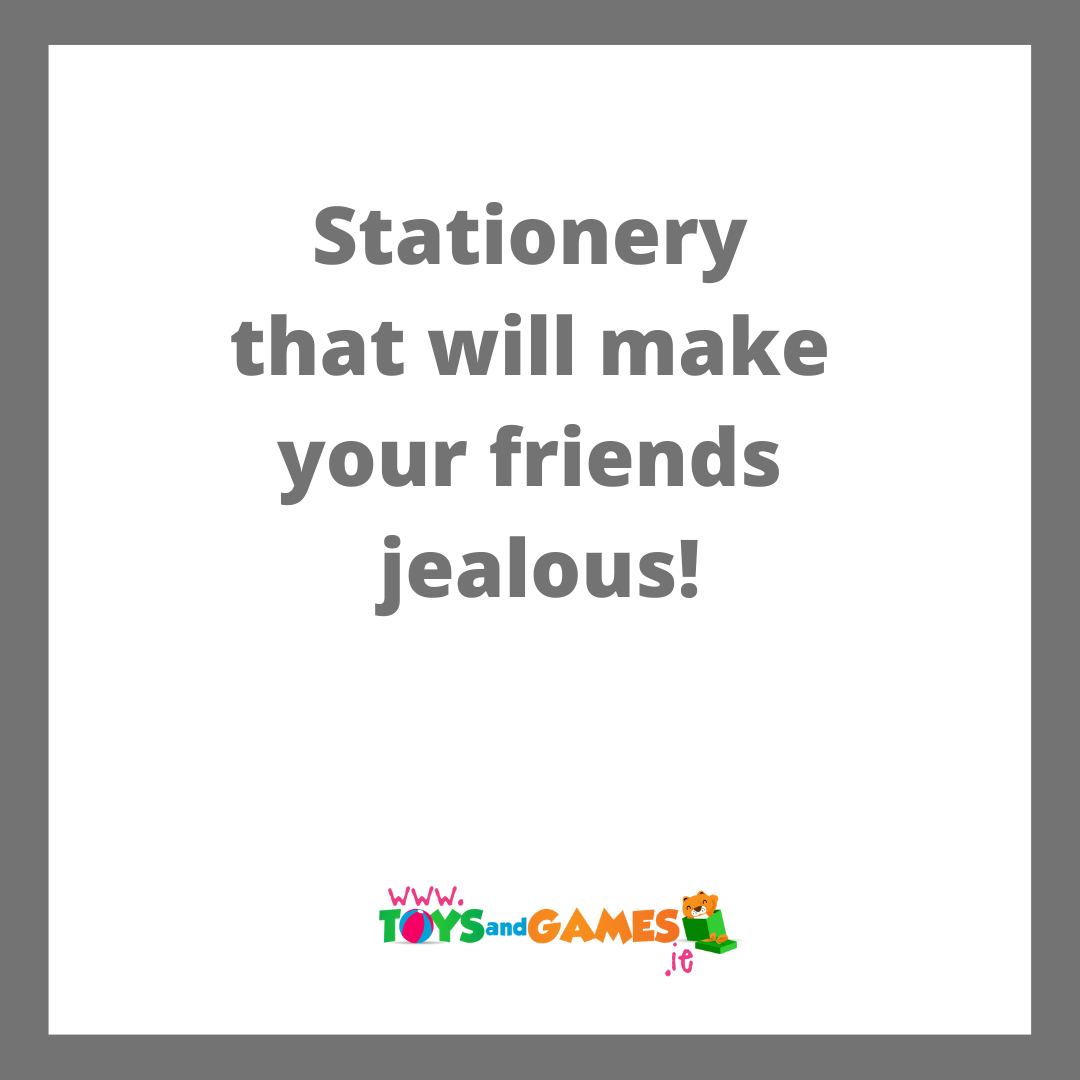Stationery that will make your friends jealous!